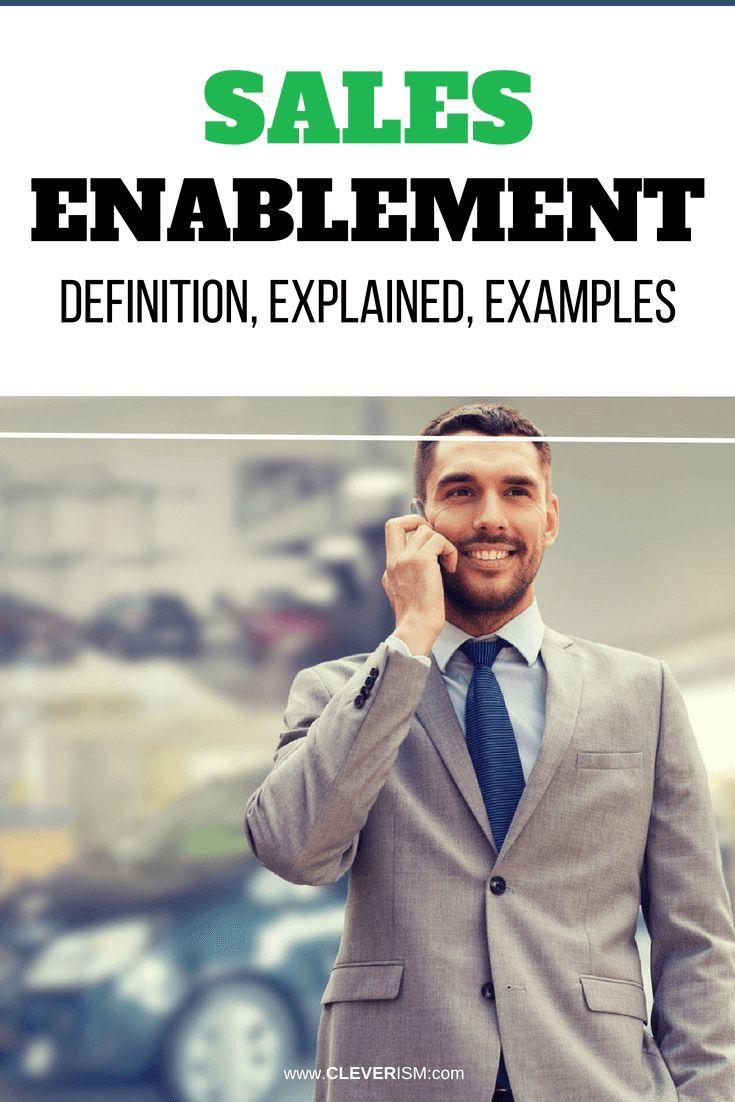 Ѕаlеѕ Еnаblеmеnt Guide: Definition, Exрlаinеd, Exаmрlеѕ