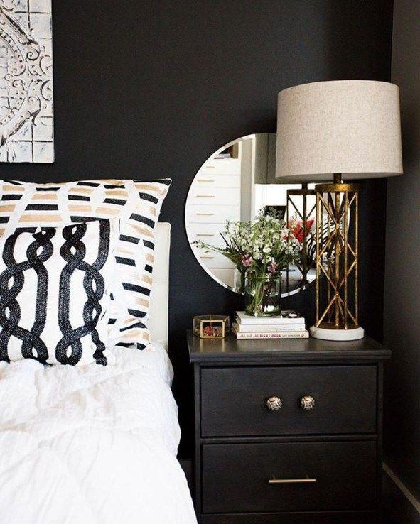 Beautiful Bedroom Mirror Ideas Can Improve Your Bedroom 34 Black