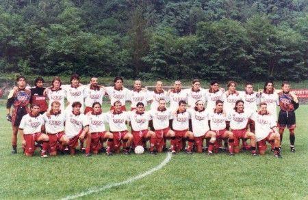 Salernitana 1997-98 (1° posto in serie B)