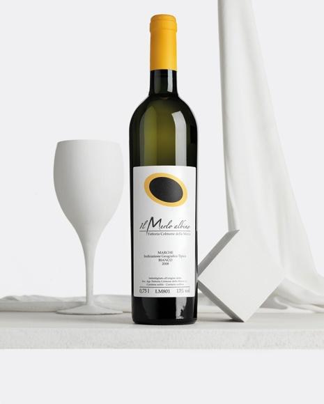 San Severino Marche: Azienda Vinicola Fattoria Colmone della Marca - Merlo Albino #merlot #colmone #sanseverinomarche