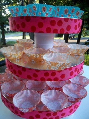 cupcake towerBaking Cupcakes, Parties, Diy Cupcakes, Cupcakes Towers I, Desserts Tables, Cupcake Towers, Cupcakes Stands, Desserts Stands, Buildings Cupcakes