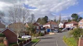 Ilkeston car crush man 'was unloading shopping'