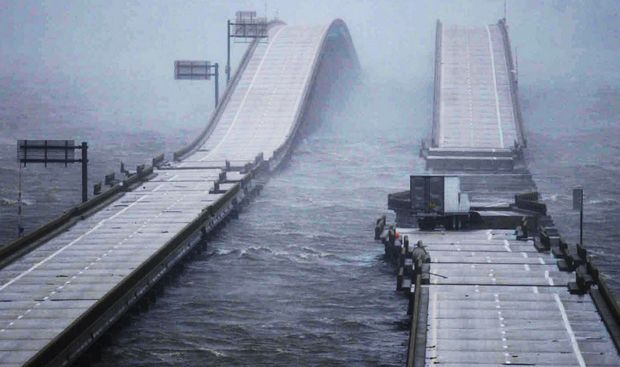 Sept 16, 2004 Hurricane Ivan plowed into the Gulf Coast with 130 mph wind and a major storm surge; Ivan was blamed for at least 115 deaths, 43 in the United States. Remembering Hurricane Ivan 10 years later, the storm that wouldn't die | AL.com