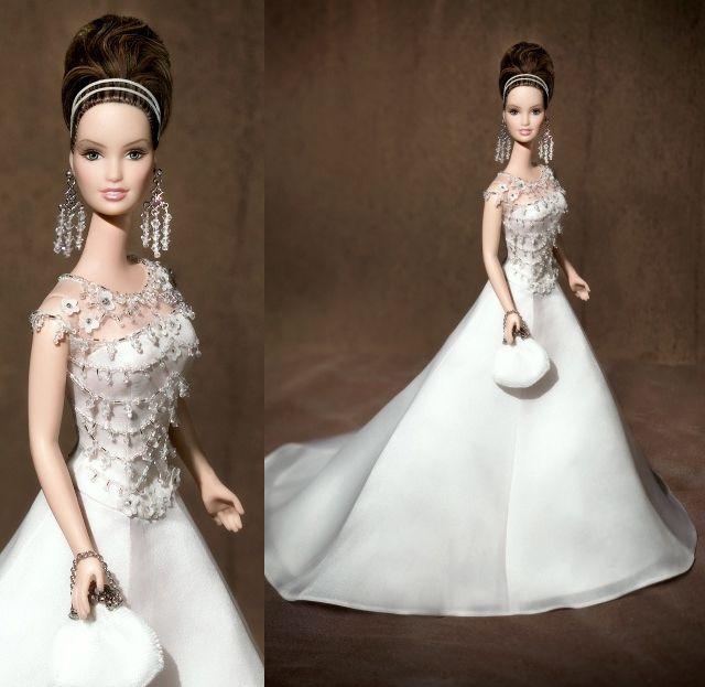 Barbie... eu tinha uma noivinha quando criança!
