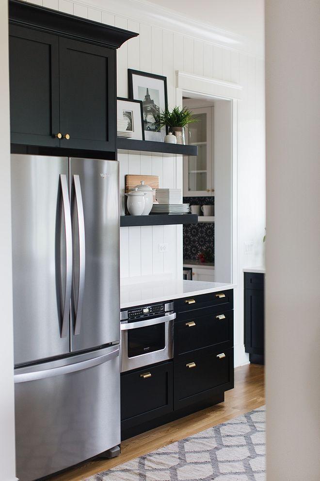Refrigerator Cabinet Kitchen Refrigerator Cabinet Refrigerator Cabinet Design Refrigerator Cabin Kitchen Interior Interior Design Kitchen Modern Kitchen Design