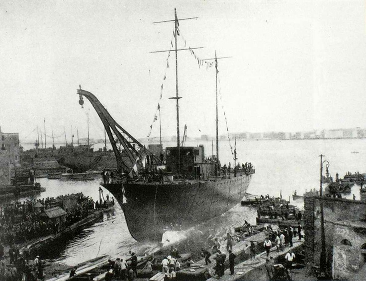 castellammare di stabia - cantieri navali