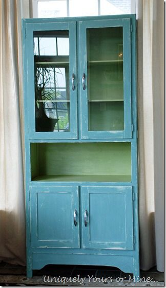 30 Best China Cabinet Paint Job Images On Pinterest Furniture Ideas Kitchens And Kitchen Armoire