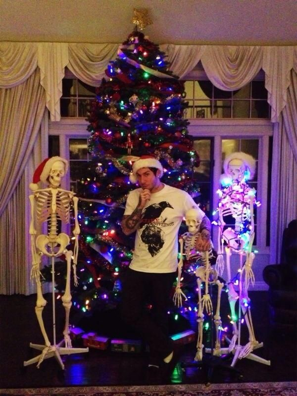 Twitter / Vengenz1: Seasons greetings from the ... Avenged Sevenfold A7X