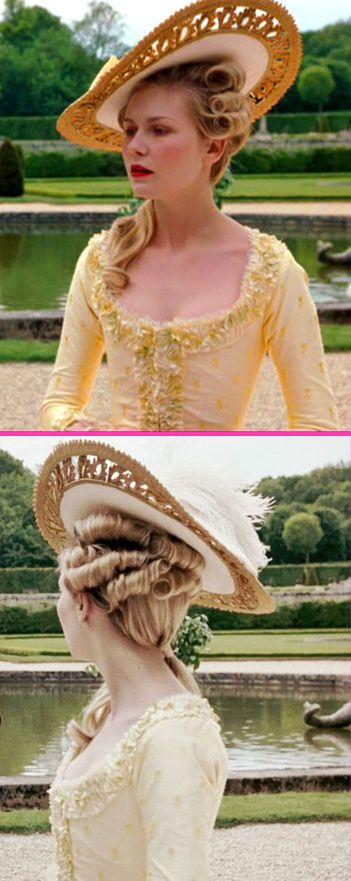 Marie Antoinette (2006). Costume Designer: Milena Canonero.