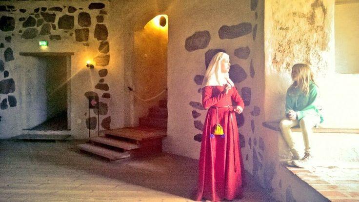 Turun linnan neidot, Turku Finland  #turkucastle #castle #medieval #finland