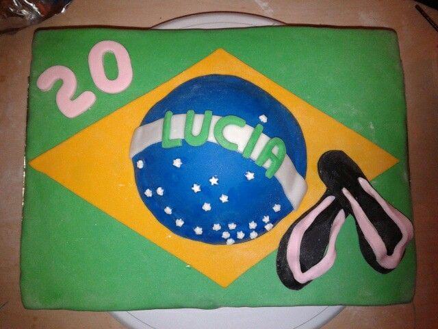 Torta Brasile