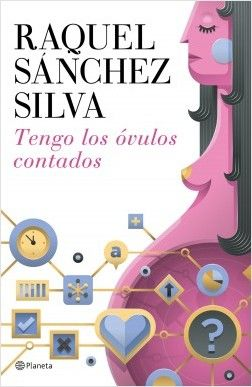 Tengo los óvulos contados, de Raquel Sánchez Silva. Vuelve la popular periodista Raquel SánchezSilva con una historia de emoción, humory actualidad con la...