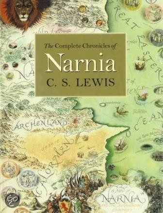 De Complete Kronieken Van Narnia dik boek