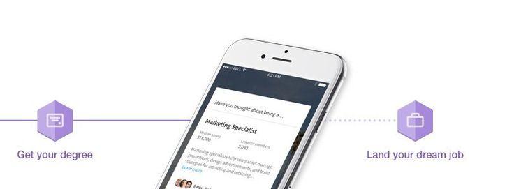 LinkedIn Students is een nieuwe app voor de iPhone waarmee studenten makkelijker een baan kunnen vinden. Binnenkort beschikbaar.