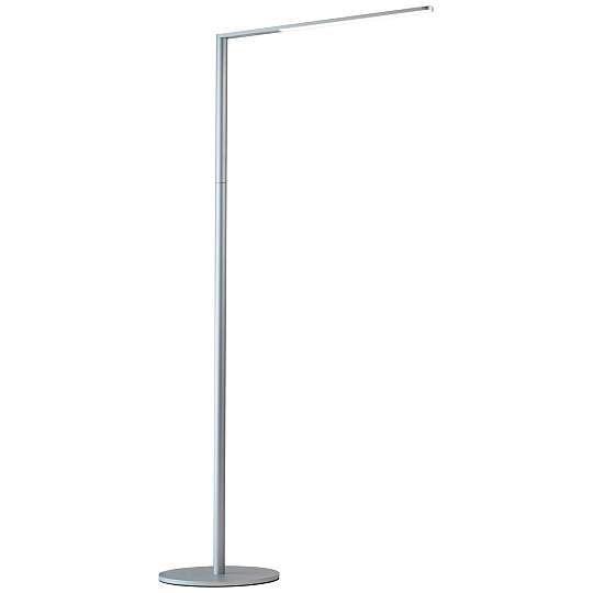 Koncept Lady-7 LED Silver Floor Lamp $349