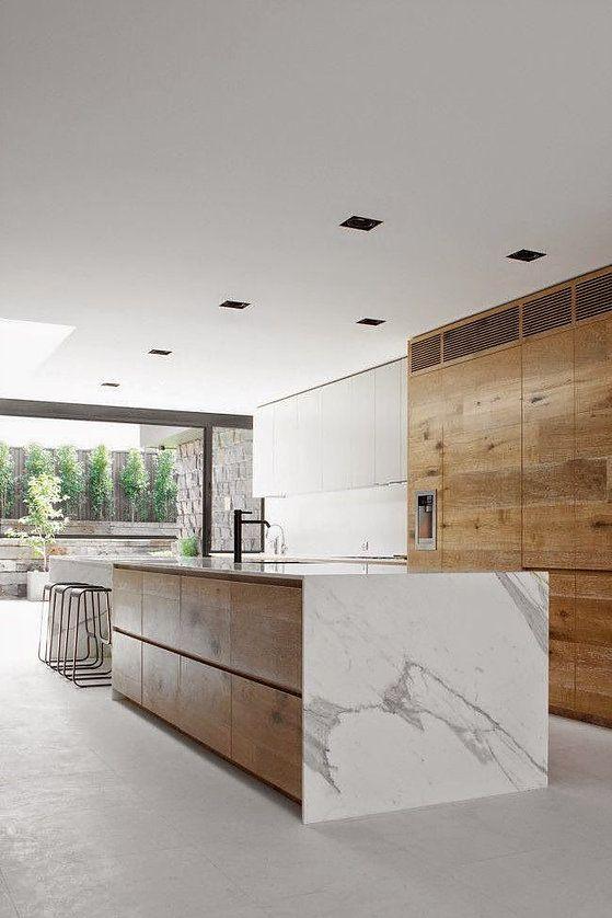 Le marbre blanc, c'est tendance! | Biancö Design
