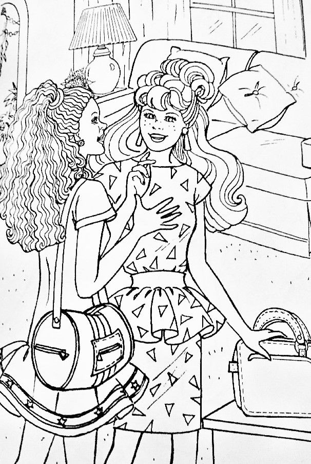 Pin By Lydia Hahn On Barbie Coloring Free Kids Coloring Pages Barbie Coloring Barbie Coloring Pages