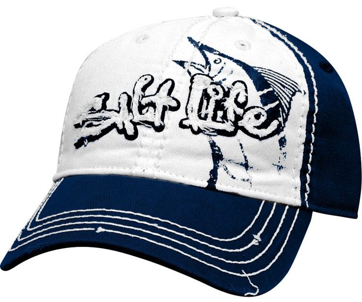 salt life marlin hat baseball