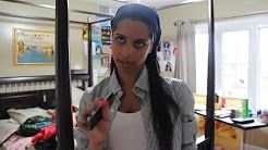 superwoman cleaning room - YouTube