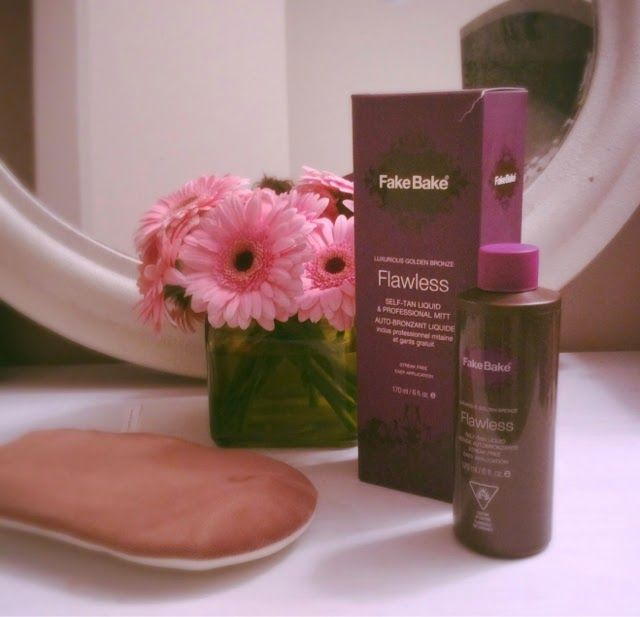 The BEST self tanner. Fake Bake Flawless