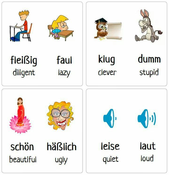 418 best German images on Pinterest | Learn german, German language ...