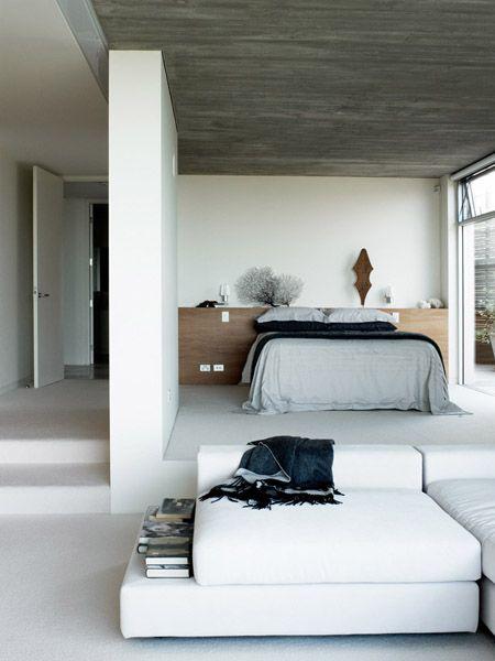 :: BEDROOMS :: INTERIORS :: Pamela Makin for Les Interieurs | Terrigal house Beautiful!