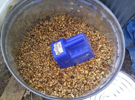 How to Make Your Own Chicken Feed for healthy backyard chickens. A custom mixed feed gives a chickeneer control over ingredients, digestibility, nutrition and freshness.
