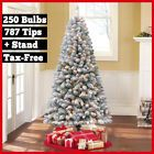 ❤Ω 6.5Ft PRELIT Artificial Christmas Tree #Xmas #Clear Lights Pine Decorati... On Sale http://ebay.to/2gMzZD1