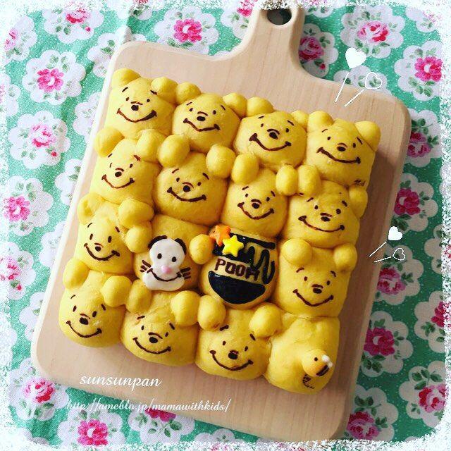 アレンジちぎりパンが大ブーム♡インスタで見つけた真似したくなるほど可愛い!ちぎりパンをご紹介!♡ -page11 | mama Jocee