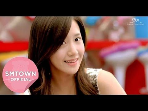 """Girl's Generation's """"Gee"""", Music Video (2009). This video is an example of heteronormativity because the girls fantasize a crush on guys while dressed up in cute outfits, act cutesy shy, and giggle at the end. They are acting a male Korean's fantasy of submissive women falling in love with them at no effort from the guy. The girls wear high heels to boost confidence because they are taller and poised in a sexier stance. -Justin Lee"""