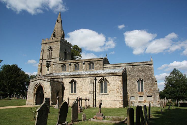 St Mary the Virgin Church, Weekley | 16 Gorgeous Locations From Pride And Prejudice You Can Actually Visit