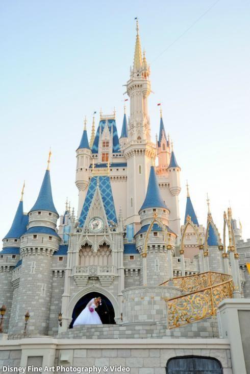Walt Disney World Wedding Photos
