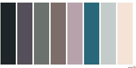 charte de colorations
