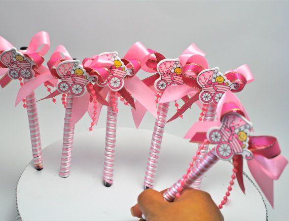 Pink Baby Shower Pen Favor / Party Favors / by FavorsBoutique, $35.00