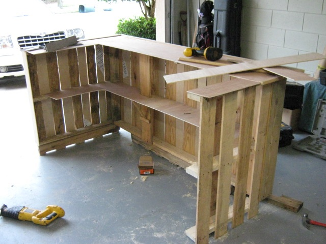 Pin by Tom Breece on Pallet Tiki Bar Project | Pinterest ...