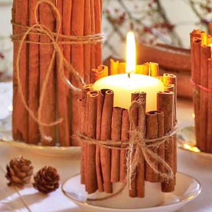 parfumée à la cannelle Pour la fabrication de bougies, pots-pourris ...