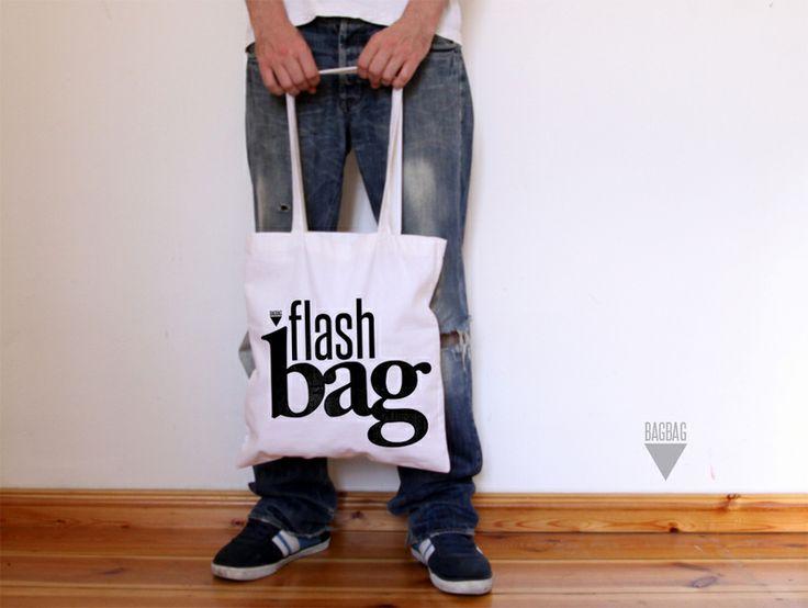 彡BagBag | flashbag | tasche von heyhey auf DaWanda.com