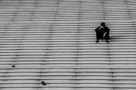 MAUD WEBER  Solitude #1 24 x 36 Photographie 280€