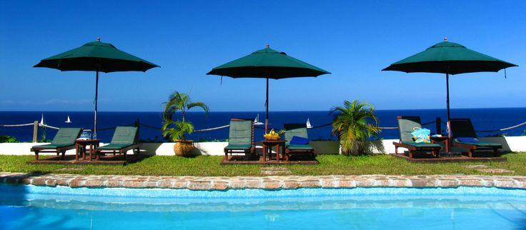 Romantik og forkælelse. Ti Kaye Resort & Spa, St. Lucia