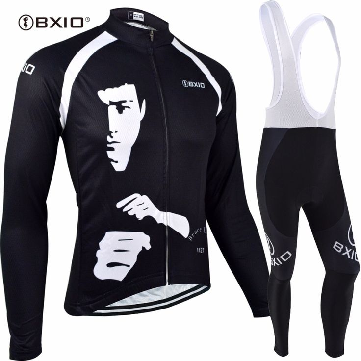 Invierno Ropa Ciclismo BXIO Brand Pro Team Bike Clothing Warm Long Sleeve Bicycle Sportswear Winter Thermal Cycling Jerseys 102 #Affiliate