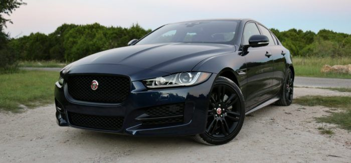 2017 Jaguar XE R-Sport 20d AWD Test Drive Review
