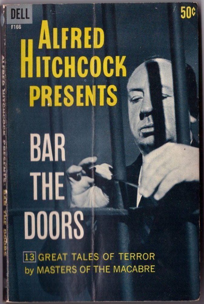 Bar The Doors Alfred Hitchcock Presents Paperback