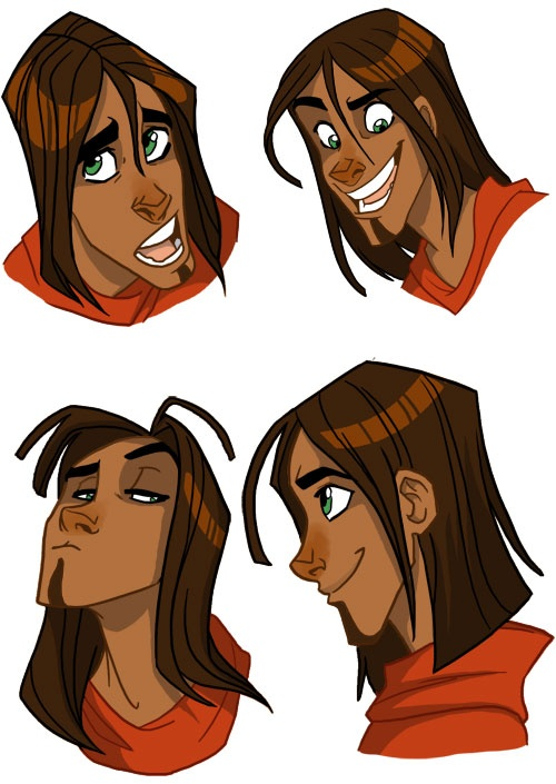 Character Design Noses : Best face expressions images on pinterest
