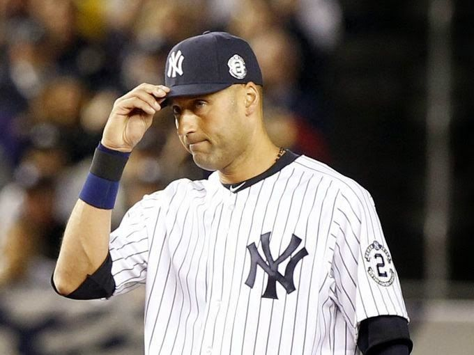Goodbye Derek Jeter