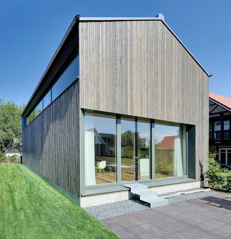 0088 Ferienhaus Haus Am See Lhvh Architekten: Ferienhaus Mit Holzfassade: Häuser Von Möhring Architekten