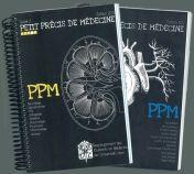 Le PPM est un traité d'enseignement qui résume l'essentiel de la matière enseignée au sein des cours par système de la faculté de Médecine de l'Université Laval. Il regroupe au total 19 chapitres, soit un par spécialité médicale. Il s'agit d'un ouvrage très utile pour ceux et celles qui, comme vous, étudient ou travaillent dans le domaine de la santé. Il a été conçu par des étudiants de médecine de l'Université Laval dans le but d'offrir un aide-mémoire...  Cote: RC 86.7 P45 2010 v.1-v.2 REF