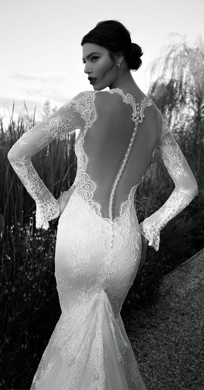 Berta 2015 Bridal Collection - Belle The Magazine