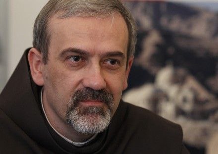 Syrian priest dies during 'rebel attack' on Franciscan convent: Franciscan Father Pierbattista Pizzaballa, head of the Franciscan Custody of the Holy Land, spoke to Vatican Radio about the killing of Father Francois Murad ( CNS)