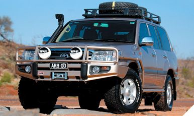 8 Best Images About Toyota Landcruiser J100 On Pinterest