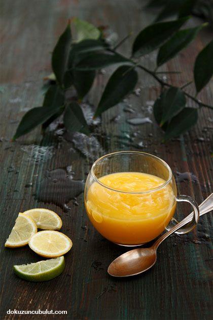 Lemon curd...